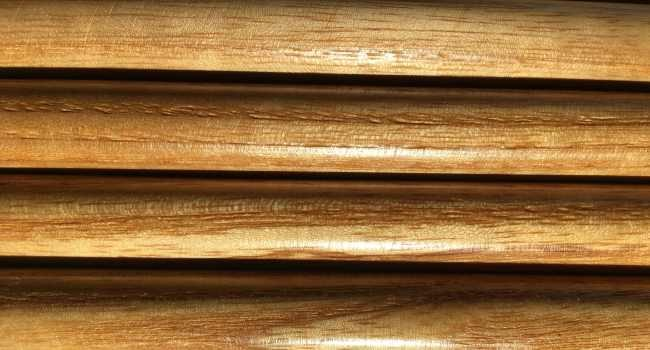 Woods for arrow shafts